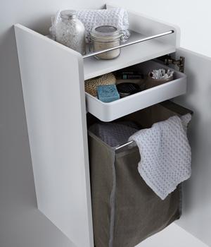 Bad Wäscheschrank