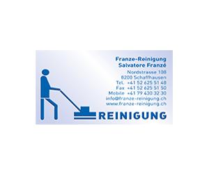 Logo Franze Reinigung