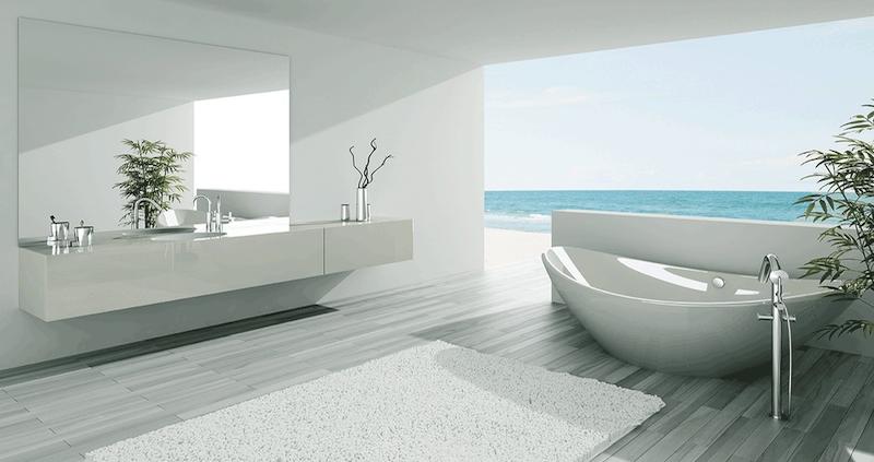 Reinigung Bad