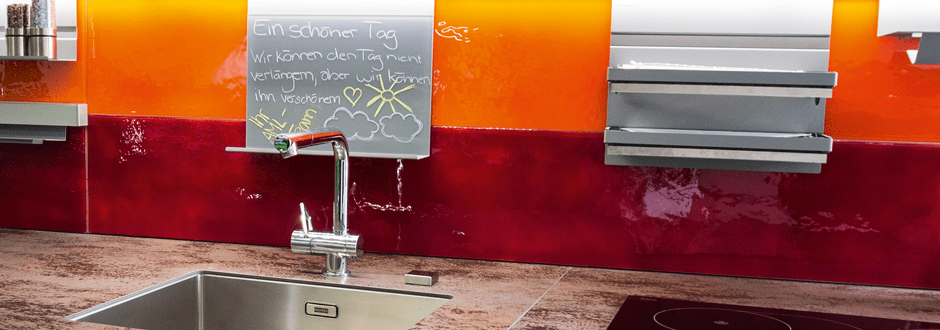 AML GmbH: Glasrückwand für Ihre Küche, Küchenrückwand Ideen